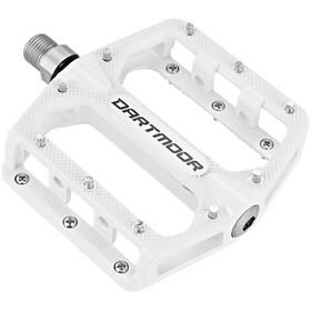 DARTMOOR Stream Pro Pedal weiß